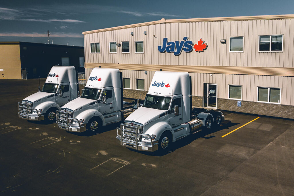 Jay's Freight Building