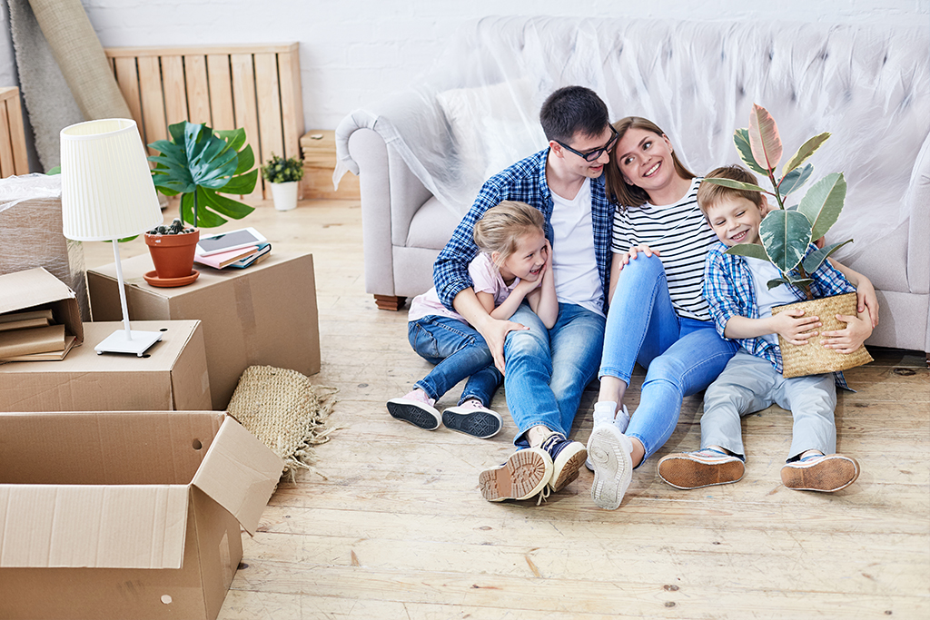 How to Make your New Home Feel Homey